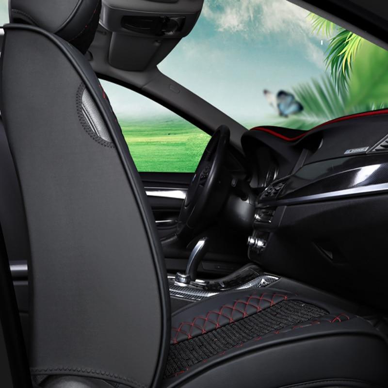 Image 5 - Ynooh Car seat covers For mitsubishi pajero sport lancer asx 2011 outlander l200 colt car protector-in Automobiles Seat Covers from Automobiles & Motorcycles