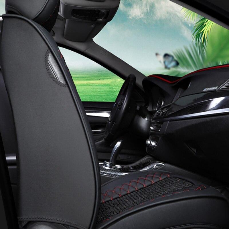 Ynooh housses de siège de voiture pour suzuki jimny baleno celerio ciaz liana ignis vitara 2019 swift protecteur de voiture - 5