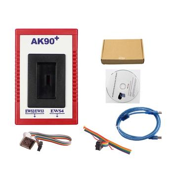 Car Key Programmer Tool for BMW CAS/EWS from 1995-2009 AK90 + Key Programming OBD Tool Car Diagnostic Code Reade Scanner image