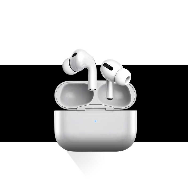 Orijinal 1:1 Pro 3 Airpodering 3D Stereo kablosuz kulaklık TWS kulaklıklar Bluetooth 5.0 kulakiçi Aire Pro 2 kulaklık Handsfree
