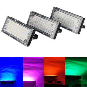 Led Spotlight Outdoor RGB Floo
