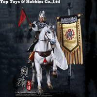 1/6 Full set Action Figure Doll Collectible 303TOYS Three Kingdoms 1/6 Zhou Yu Male Action Figure Box Set Figure TOY with horse