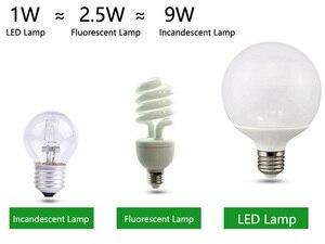Image 4 - 220V 110V Led Bulb Lamp E27 lampada led light 5W 9W 18W SMD 5730SMD bombillas led G80 G95 G120  Energy Saving