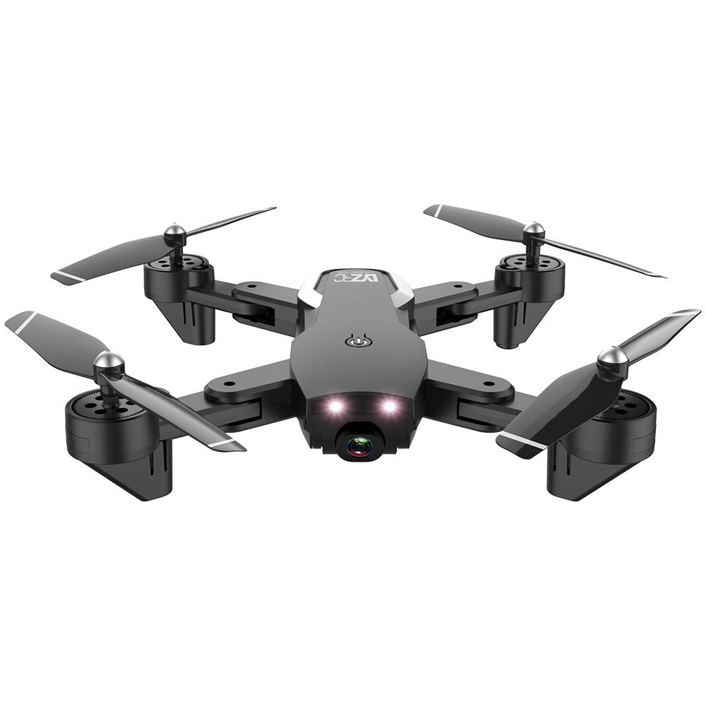 2.4G L107 4K Dual Wifi Cameras Drone 120M RC Drone GPS Full Wide-Angle Camera APP Gesture Shot Smart Follow Up RC Drone With bag