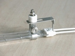 Okrągła halogenowa lampa grzewcza na podczerwień do piekarnika w Części do nagrzewnicy elektrycznej od AGD na