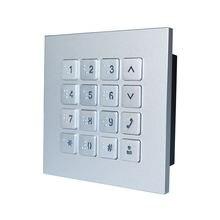 Аксессуары для модуля клавиатуры детали дверного звонка видеодомофона