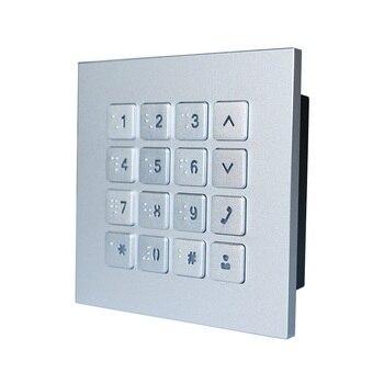 DHI-VTO4202F-MK Keyboard Module for DHI-VTO4202F-P, IP doorbell parts,video intercom parts,Access control parts,doorbell parts komori parts