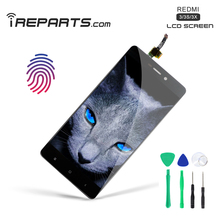 IREPARTS Touch Screen for Xiaomi Redmi 3 LCD Display Redmi 3s Pantalla Redmi 3x Replacement + Free Tools Gift