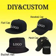 Бейсболка с логотипом «сделай сам» изготовленная на заказ шляпа