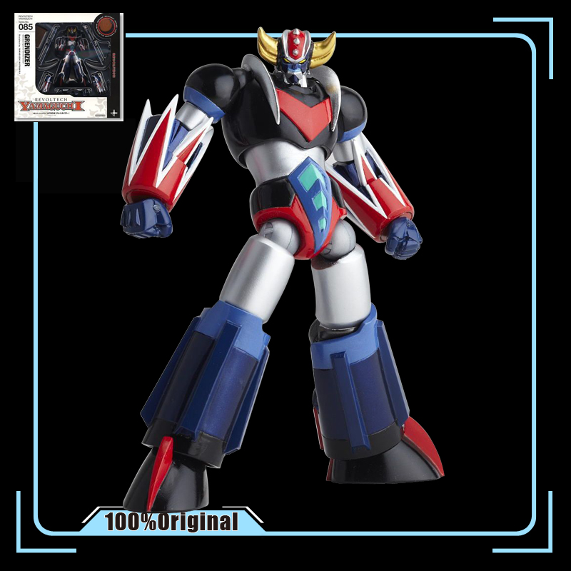 Kaiyodo REVOLTECH Original UFO Robot Grendizer Joint Mobility Ferrite 13cm PVC Action Toy Figures Gifts For Children