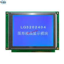ЖК модуль 320x240 320240, синий дисплей без управления DMF50081 LG3202404BMDWH6N, желтовато коричневое дерево хорошего качества