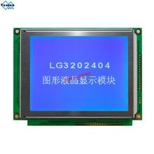 Módulo lcd con pantalla azul sin control, DMF50081 LG3202404BMDWH6N, buena calidad, ICOM IC 756PROIII, 320x240, 320240