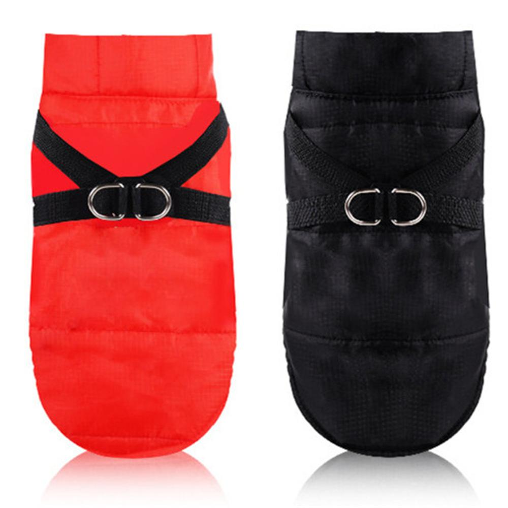 Waterproof Winter Pet Dog Clothes Warm Cotton Puppy Pet Coat Jacket For Small Medium Dogs Chihuahua Yorkie Pug Jumpsuit Clothing