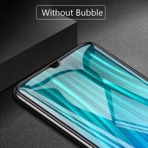 Image 5 - Capa protetora de vidro temperado lainergie, para xiaomi redmi note 8 pro, cola completa, 9h à prova de choque note8 note 8 pro vidro