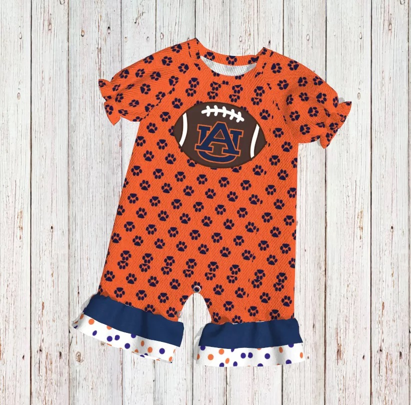 Newborn Baby   rompers   Girls Clothes Summer Football Basketball Baby   Rompers   Girl Clothing Infant Jumpsuits Overall GPF908-747-HY