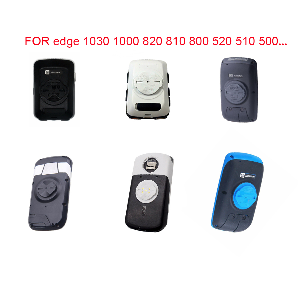 For GARMIN EDGE 1030 1000 820 810 800 520 510 500 Original Battery Door Housings Rear Cover Back Side Button With Battery