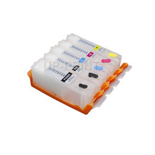 UP cartouche dencre pour imprimante Canon, rechargeable, PGI 580 et CLI 581, pour appareil photo CLI581, PGI 580, PIXMA, TR7550, TR8550, TS6150, TS8150, TS9150, TS9155