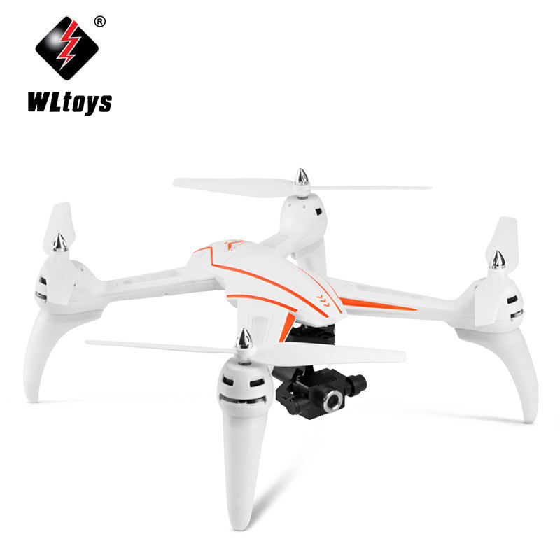 Weili Q696 Quadcopter 5.8G Image Transmission Model Airplane Remote Control Cradle Head Stability Augmentation Aerial Photograph