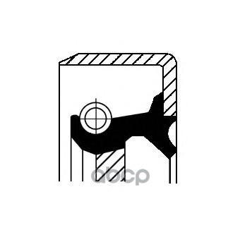 Сальник Кпп 38x74x11 Nbr Rhtb2 Toyota Land Cruiser/Hi - Lux/Hi - Ace/Celica Corteco арт. 19016639B