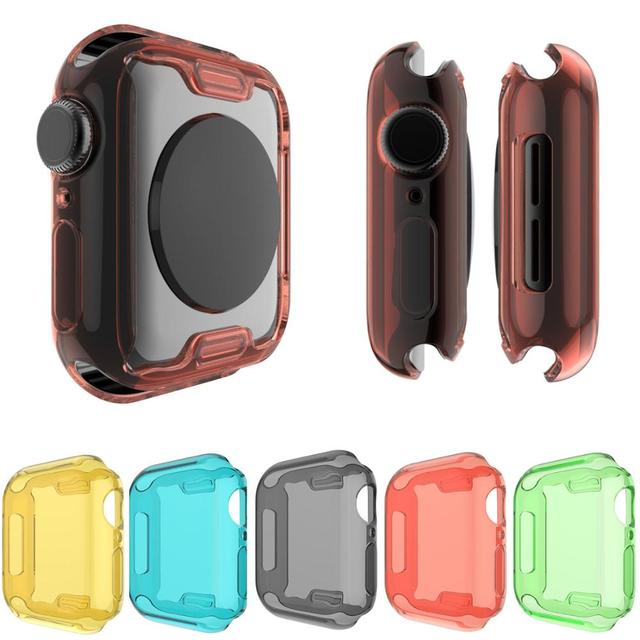 Colorful Screen Case for Apple Watch 1
