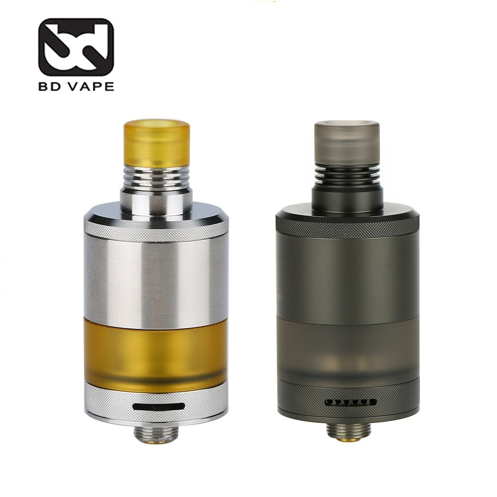Heavengifts BDvape Precisio MTL RTA Wi/ 2.7ml Capacity & 22mm RTA Atomizer Electronic Cigarette MTL And DL Vaping Tank Vs Zeus X