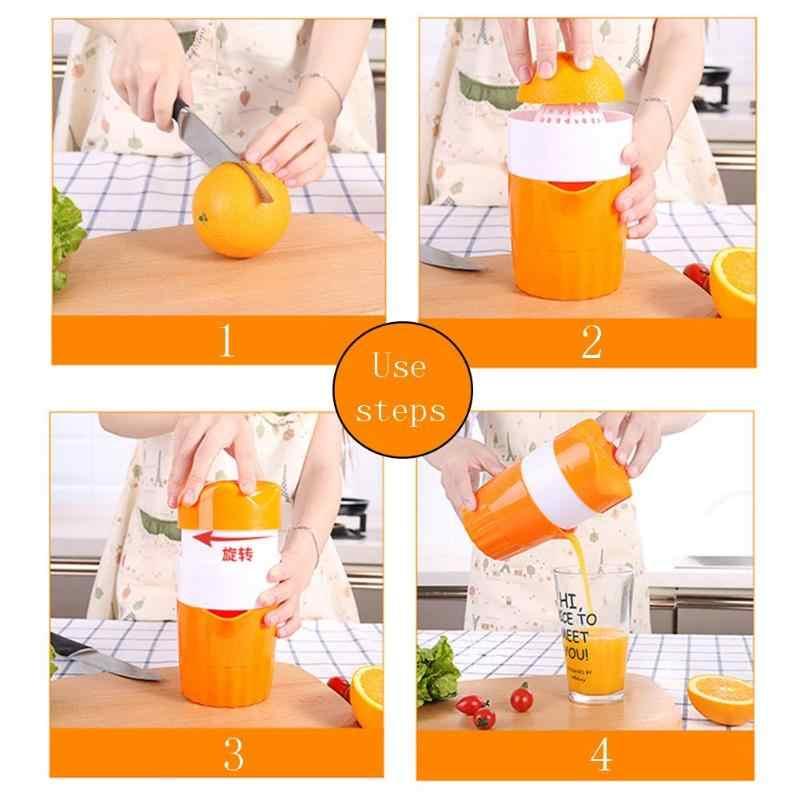 Przenośna ręczna wyciskarka do cytrusów do pomarańczowej