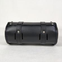 Для мотоцикла Harley сумка универсальная черная 21x10x10 см аксессуары для багажа