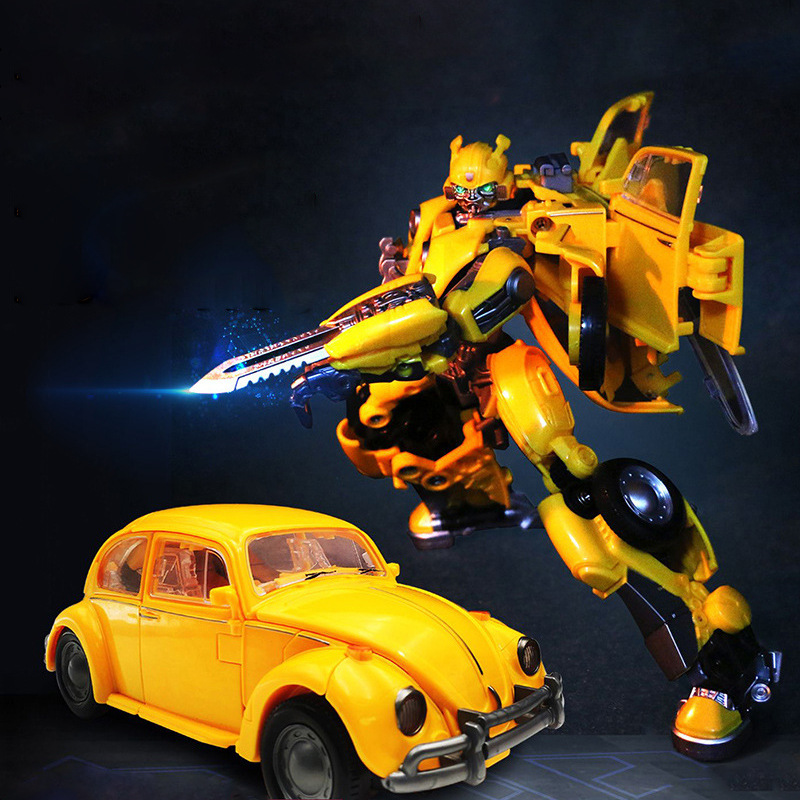 Black Mamba Transformation Toy Jingang Bumblebee Warriors Movie Amplifier Version Beetle Autobots Currently Available