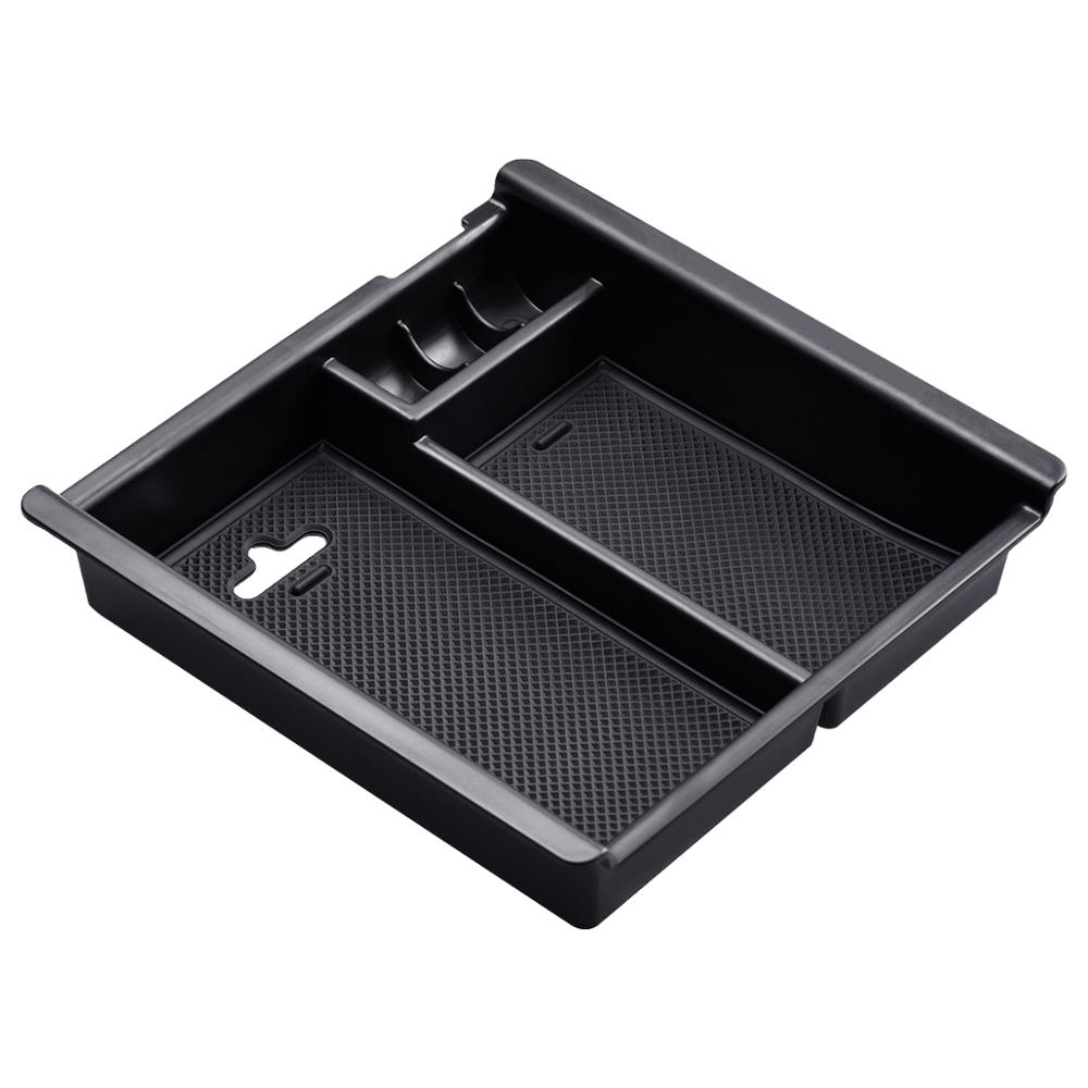 Box Organizer Container-Holder Car-Armrest-Box-Storage Center-Console Auto Toyota