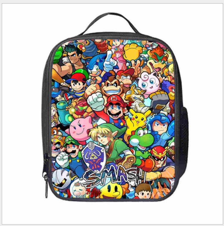 sacos estudante escola sacos de armazenamento de