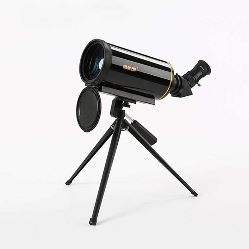 المدمجة 90/1000 Maksutov Cassegrain الإكتشاف نطاق HD طويل التركيز في الهواء الطلق الطيور القمر مشاهدة أحادي تلسكوب مع ترايبود