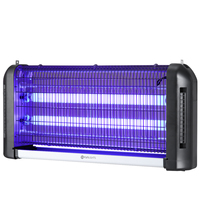 YUNLIGHTS Electric Bug Zapper Indoor Mosquito Killer 30W Bulbs UV Light 1076sq.ft Coverage Insect Trap Fly Zapper with EU Plug