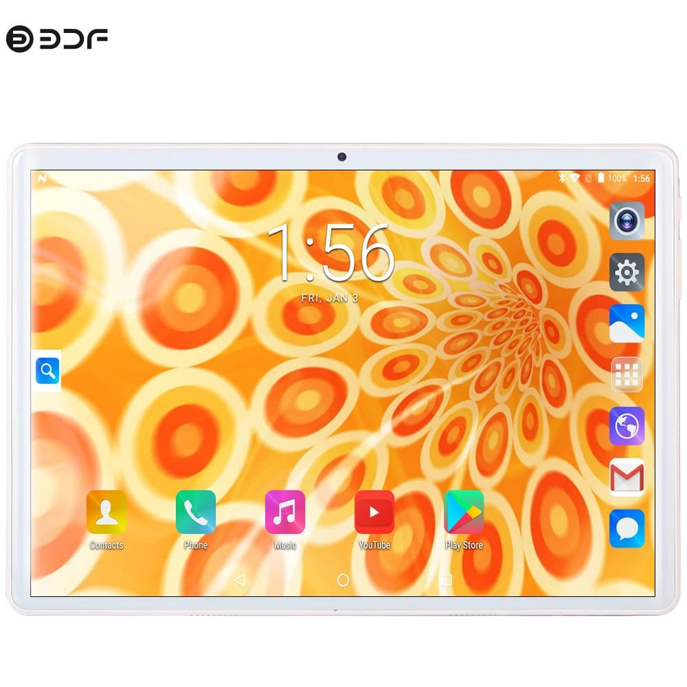 BDF 10 Inch Tablet Android Tablet 7.0 System Quad Core Bluetooth WIFI Sim Tablet Pc 1GB RAM 32GB ROM Tablets PC