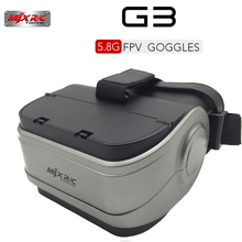 MJX G3 VR Goggles 5.8G FPV Monitor for MJX D43 FPV Receiver Monitor Bugs 6 B6 Bugs B8 PRO Brushless Racing Drone Video RC Part цены