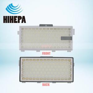 Image 3 - 2 pcs HEPA Filter for Miele S4 S5 S6 S8 Series Vacuum Cleaner parts fit Miele HEPA AirClean SF HA 50,SF AA50,SF HA50,SF AAC 50
