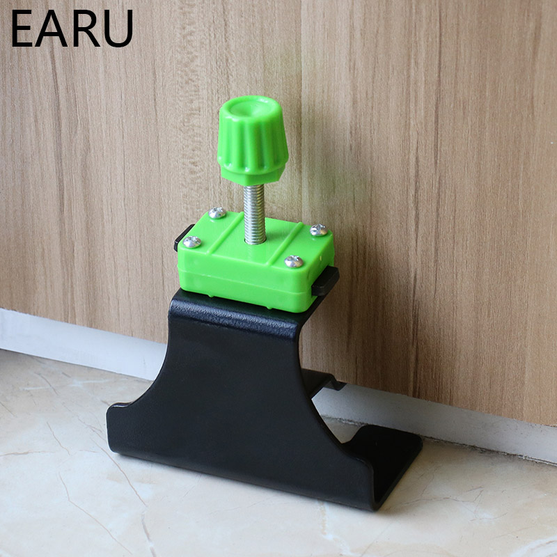 Tile Height Adjustment Positioner Leveler Manual Leveling System Auxiliary Wall Tiles Spacers Floor Construction Tool DIY