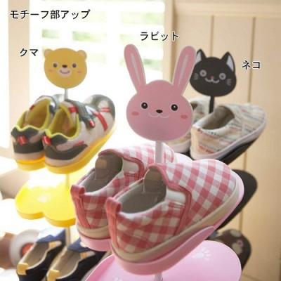 Cartoon Animal 3D Children's Shoe Rack Floor Simple Storage Cabinet Storage Rack Kids Cute Modern Shoe Cabinet Shoe Shelf