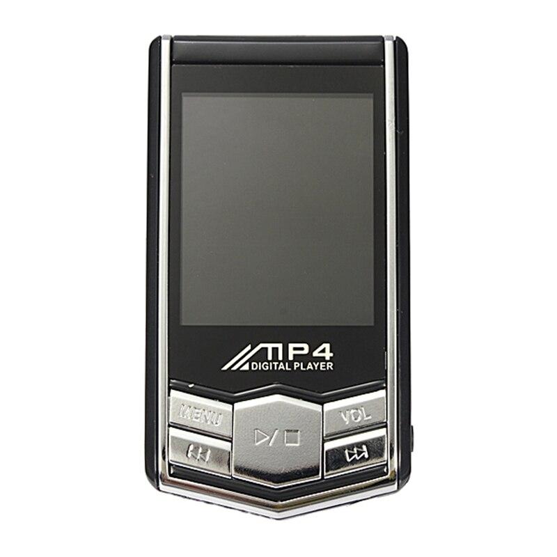 AMS-Mini Player 8GB MP3 LCD FM Radio Video Music Media Player Voice Recorder