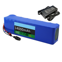 GTF electric bicycle battery 48v 14ah lithium ion battery pack bicycle conversion kit bafang 1000w and charger|Rechargeable Batteries|   -