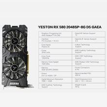 Gaming PC Video Graphics Cards