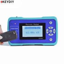 Keydiy mais recente kd900 remoto maker a melhor ferramenta para controle remoto testador de freqüência, programador chave automática