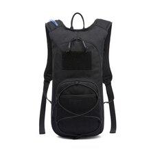 купить Running Bag Bicycle Backpack Cycling Running Bag 2L Hydration Water Bag Rucksack Men Women Sport Bag Waterproof Riding Bike Pack недорого