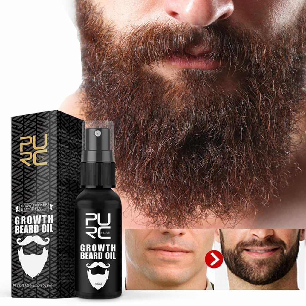 Mężczyźni broda wzrost szybko poprawić odżywianie twarzy wąsy pielęgnacja brody fryzura keratyna pielęgnacja brody produkty do pielęgnacji
