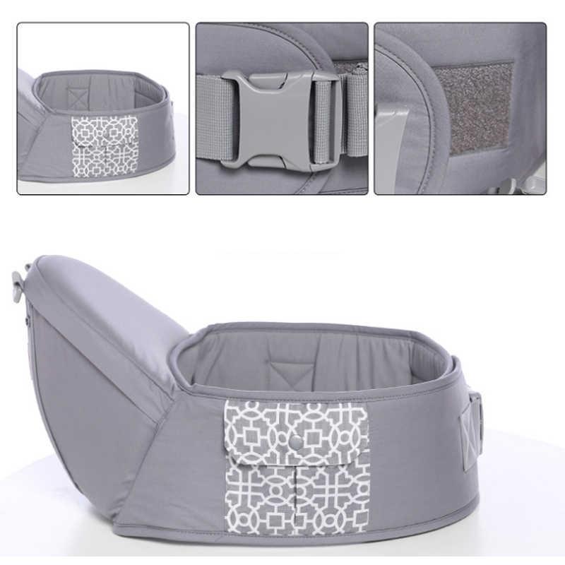 Siège de hanche bébé porte-bébé taille et rangement sûr confortable léger bébé bambin hanche siège transporteur bébé taille P7Ding