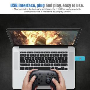 Image 2 - محول مقبض N100 PLUS NS ، محول USB لاسلكي محمول ، لمفتاح PS4