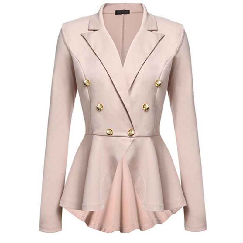 New Blazer Women New Long-sleeved Blazer Skirt Suit Womens Blazer Casual Women Clothes Marynarka Damska Boho Style Women Coat