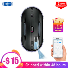 Powerful-Suction-Wiper Robot Vacuum-Cleaning-Machine Smart-Window-Cleaner Ultrasonic