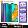 "Global Version Xiaomi Redmi 9 3GB 32GB/ 4GB 64GB Smartphone Helio G80 Octa Core 13MP Quad Camera 6.53"" FHD+ Display 5020mAh NFC 1"