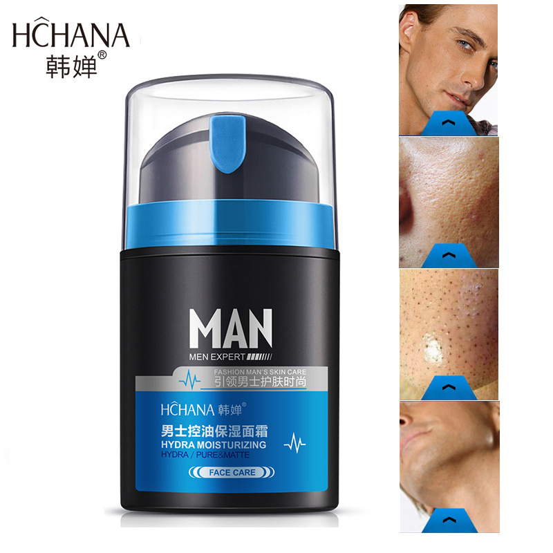 ROREC Anti Aging Face Cream Hyaluronic Acid Serum Anti Wrinkle Day Cream for Mens Moisturizing Oil-control Acne Whitening Cream