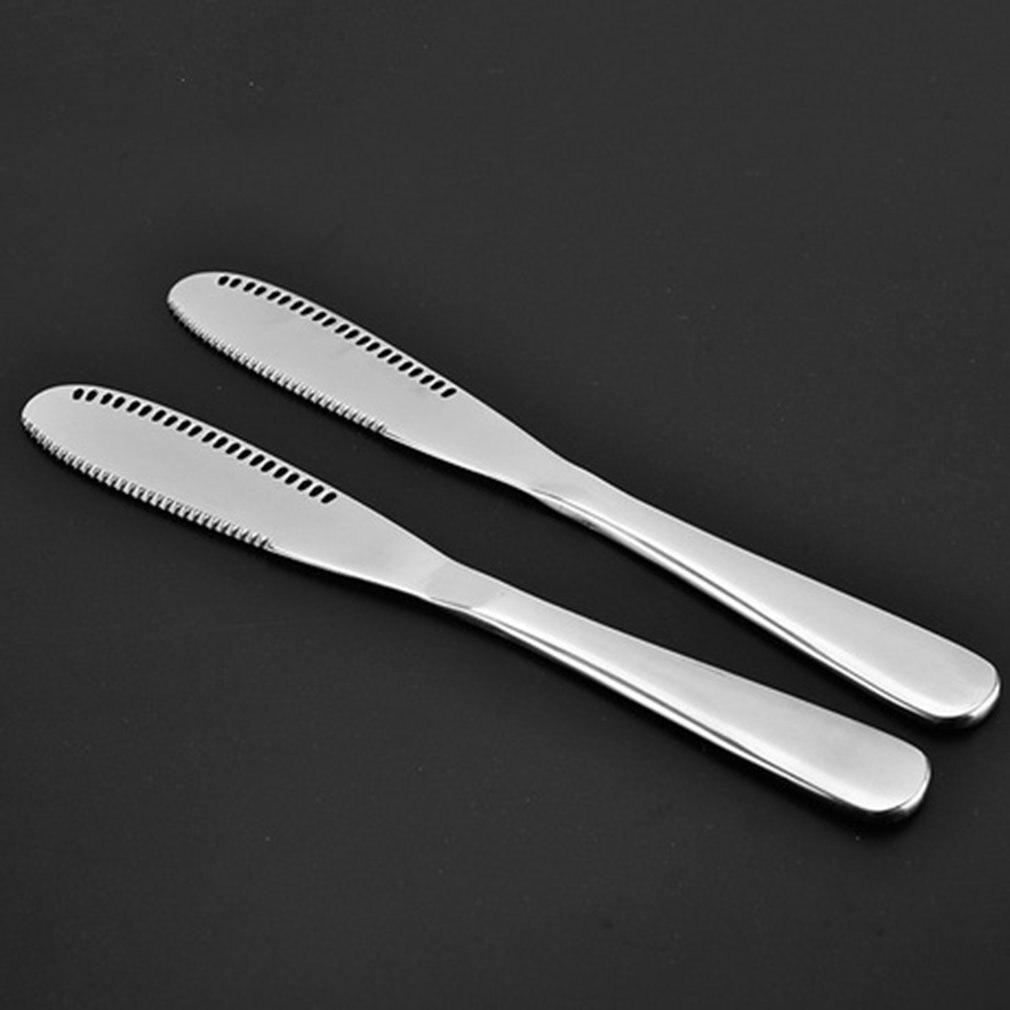 Модные столовые ножи из нержавеющей стали, многофункциональные основные блюда, нож для стейка в западном стиле, столовые приборы, нож для сыра, металлический нож